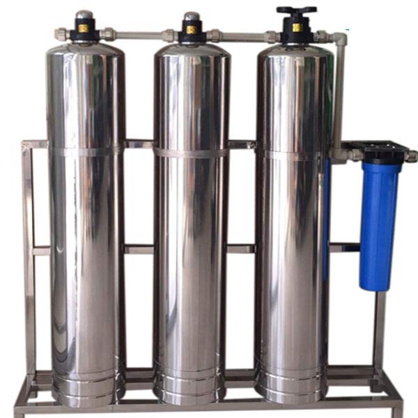 Cột lọc tổng sinh hoạt INOX 304 3 cột